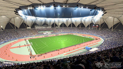 King Fahd International Stadium | Night