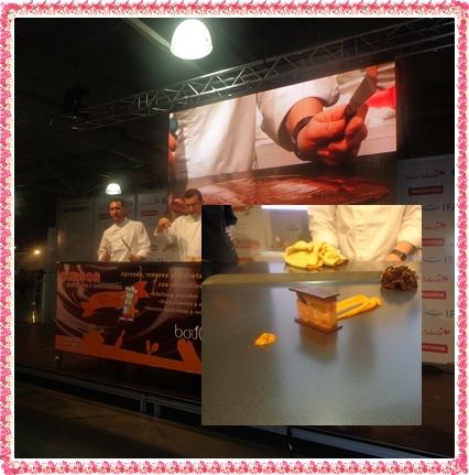El taller de los dulces ifa sweet festival dulces e for Canal cocina sergio fernandez