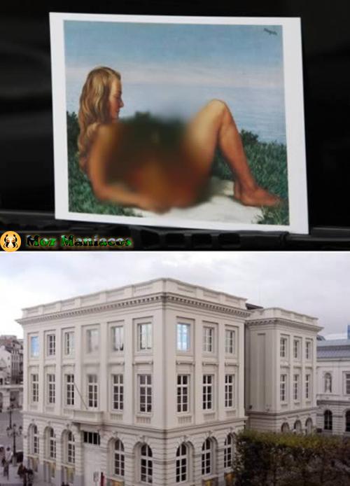 Devolveu Pintura de 2.75 Milhões Depois de Não Conseguir Vende-lo no Mercado Negro