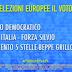 Ultimo sondaggio elettorale sulle europee di Euromedia Research