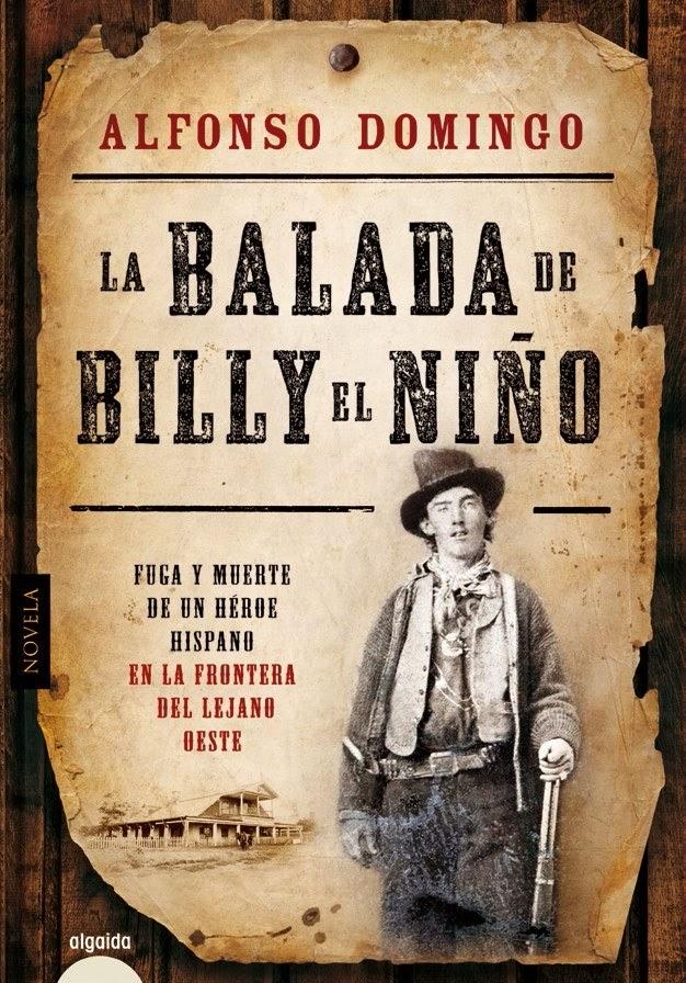 Portada La balada de Billy el Niño