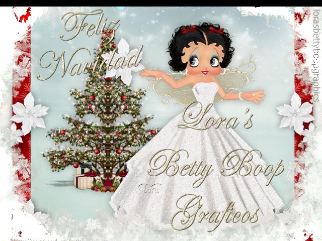 Lora's Betty Boops en Español