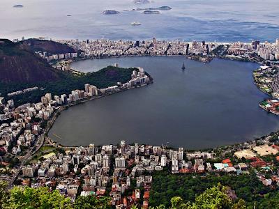 rio de juneiro third most beutiful city