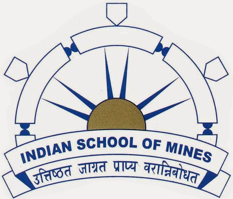 Indian School Logo Indian School of Mines