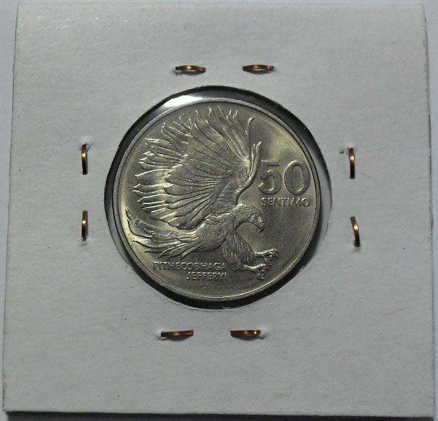 50 Centavo Coin Error - Philippines