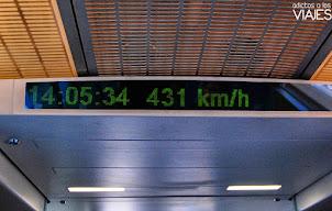 tren maglev, el más rápido del mundo