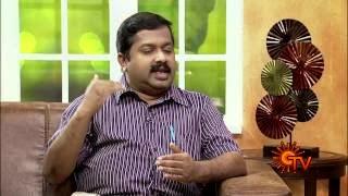 Virundhinar Pakkam – Dr. Sivaraman – Sun TV Show 25-09-2013