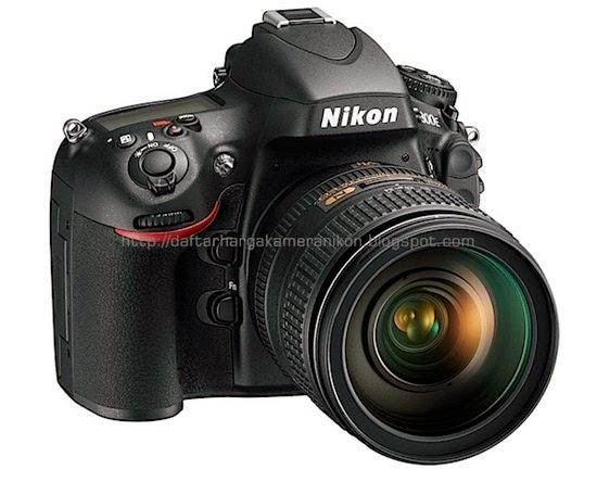 Harga Kamera DSLR Nikon D800E