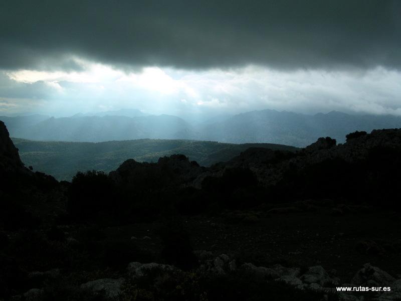 SIERRA DE GRAZALEMA: Sierra del Pinar