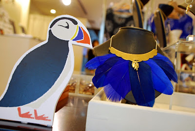 Puffin collection from Singapore label Hansel