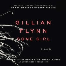 Gone Girl on audio from Downpour