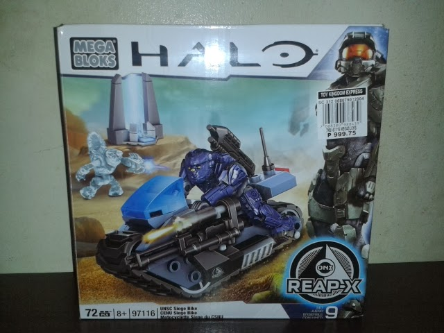 Brick Blok Hunter New Halo Mega Bloks Hauls
