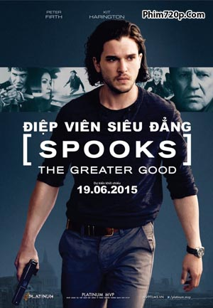 Spooks: The Greater Good 2015 poster