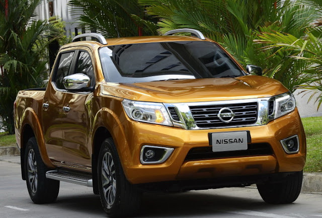 The New Pick-up Nissan Navara
