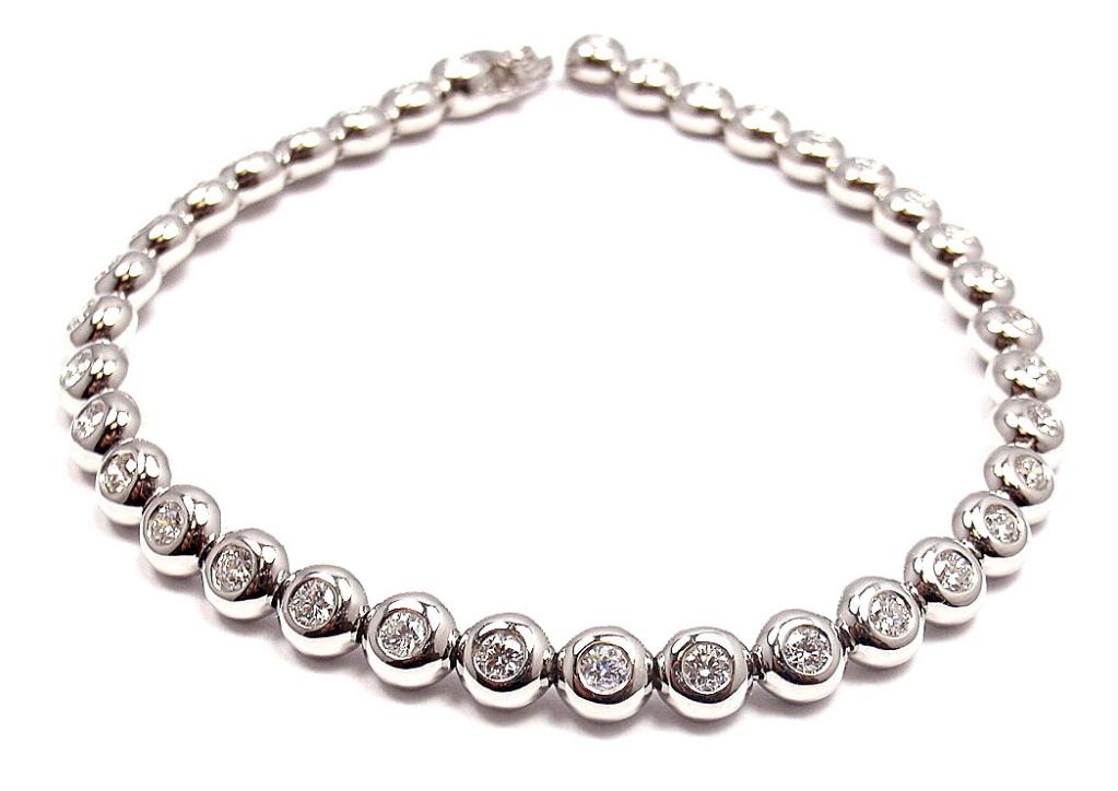 Tiffany Heart Bracelet >> Bracelet Tool Galleries: Tennis Bracelet Tiffany