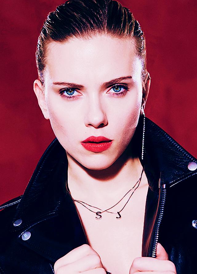 Scarlett Johansson para Dazed