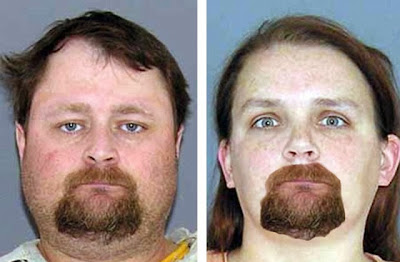 cross-dressing twins Ohio couple heroin overdose at McDonalds