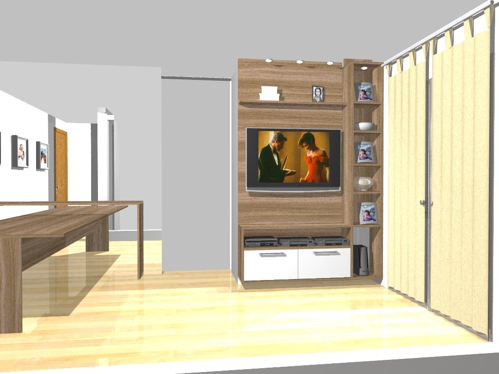 #C93A02 Home com painel em Bétula e gavetas em Fresno Blanco (mesmas cores da  1024x768 px Melhoria Home Da Cozinha_10 Imagens