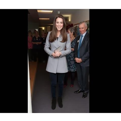 Kate Middleton de Compras