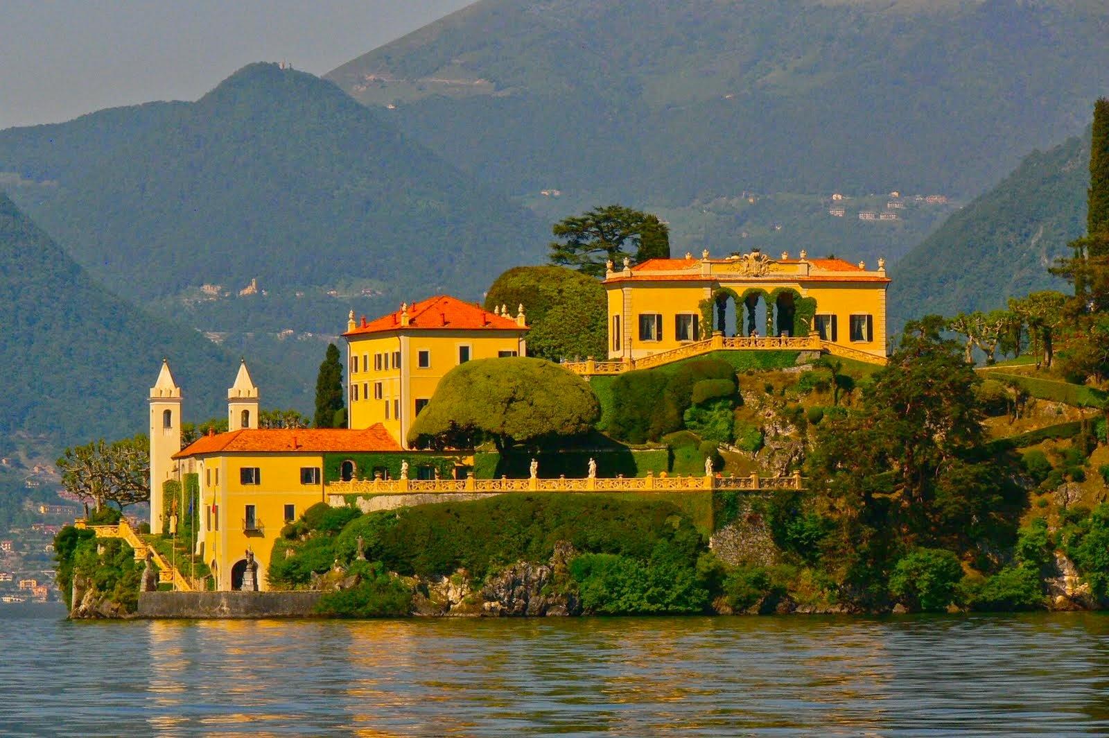 Donna Antonucci Balbianello Lake Como