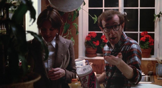 The Annie Hall look
