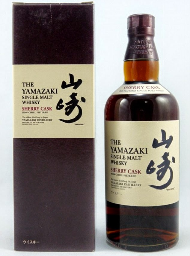 WHISKY YAMAZAKI SINGLE MALT 2013