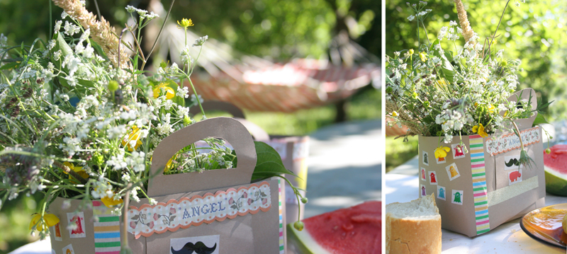Decorar en familia_Taller de Creactividad: Diy cesta de picnic de cartón12