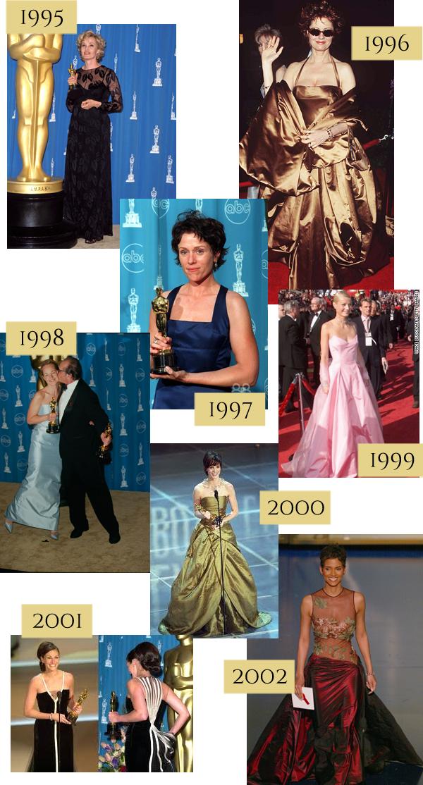 1995 oscar mejor actriz: