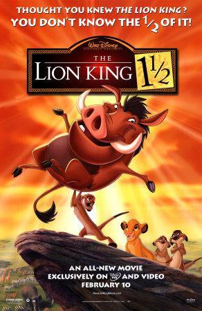 El rey león 3 Hakuna Matata 2004 Online Latino