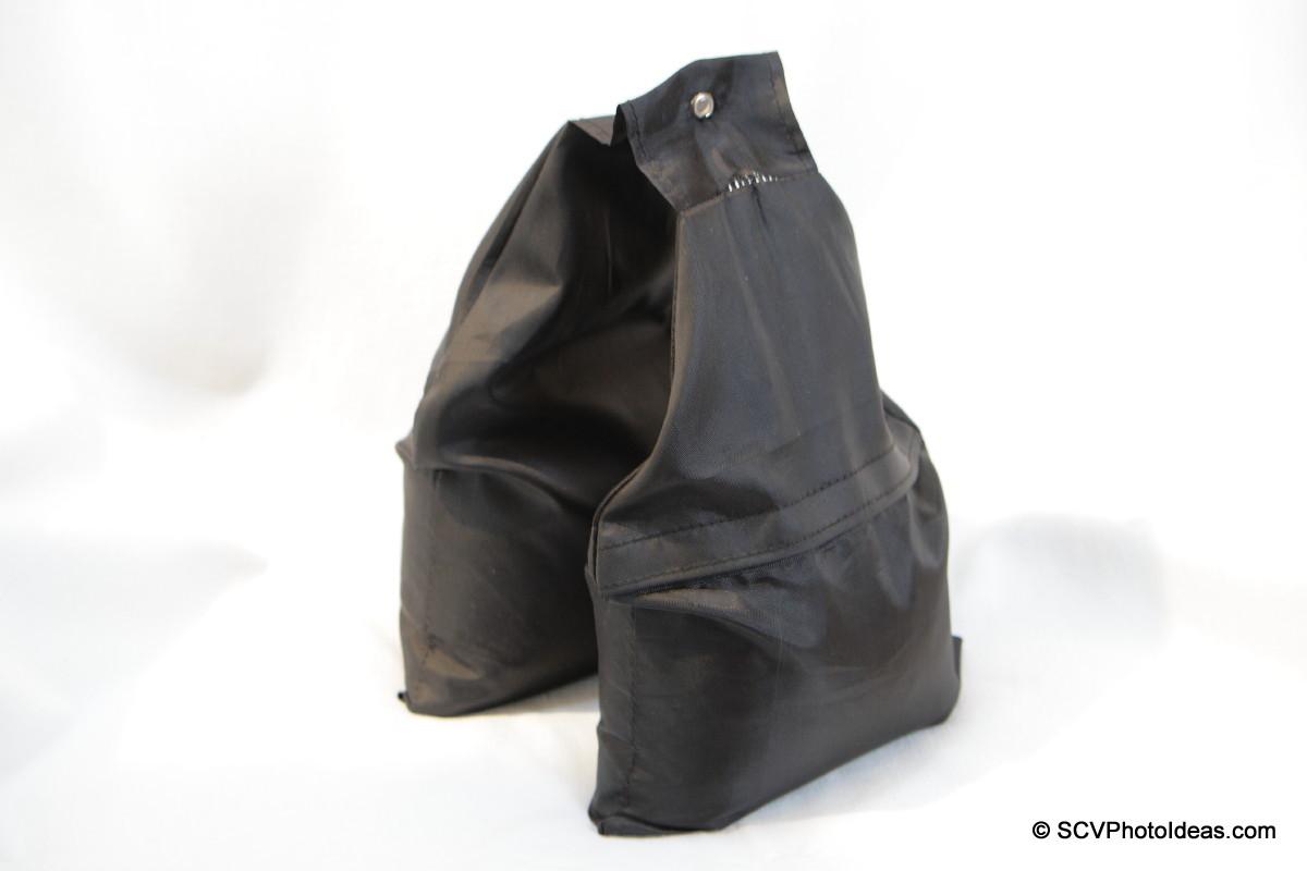 Double sand sack