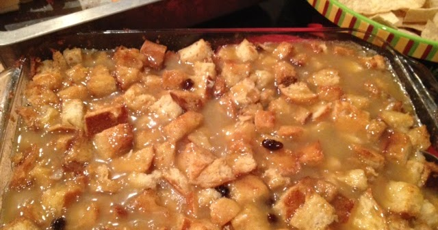 Penelope the foodie authentic new orleans bread pudding for Authentic new orleans cuisine