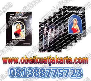 super magic, obat kuat Tissue, magic power, Obat Kuat Tisu, Tissue