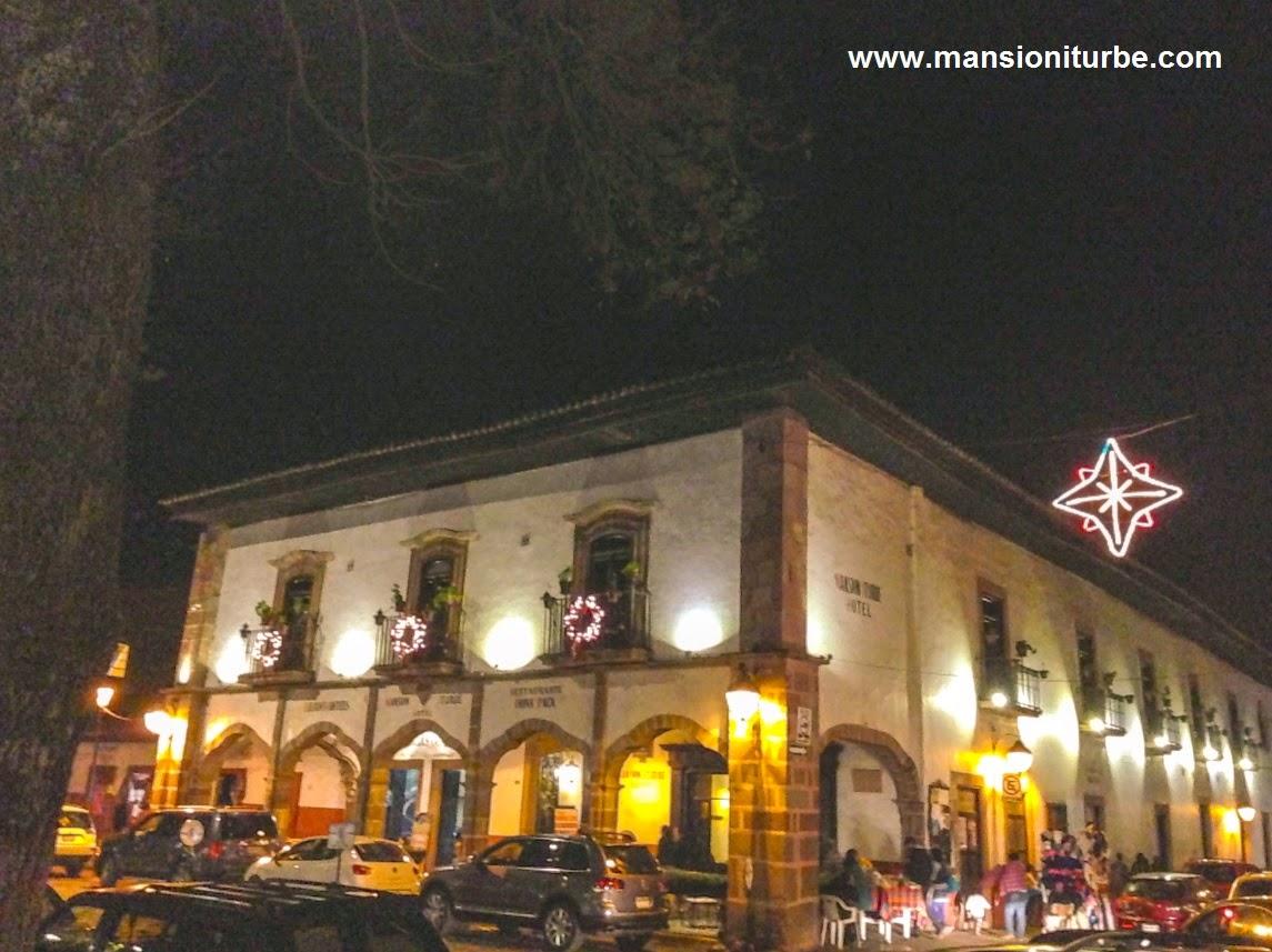 Hotel Mansión Iturbe en vacaciones de Fin de Año