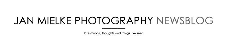 Jan Mielke Photography News