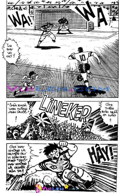 Jindodinho - Đường Dẫn Đến Khung Thành III Tập 33 page 22 Congtruyen24h