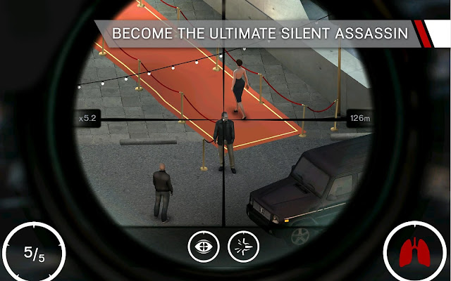 Hitman: Sniper versi terbaru