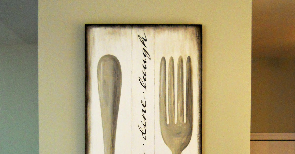 Colorful Fork Wall Art Composition - Art & Wall Decor - hecatalog.info