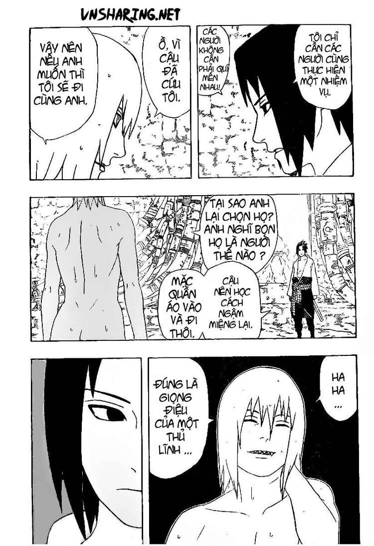 Naruto - Chapter 347 - Pic 3
