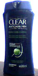 Shampoo Anti-Caspa Clear