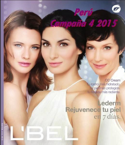 LBel catalogo 4 de Peru 2015