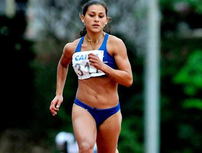 A Cearense Ana Cláudia Lemos representará o Brasil nas provas de 200 metros rasos e revezamento 4x100 nas Olimpíadas de Londres 2012