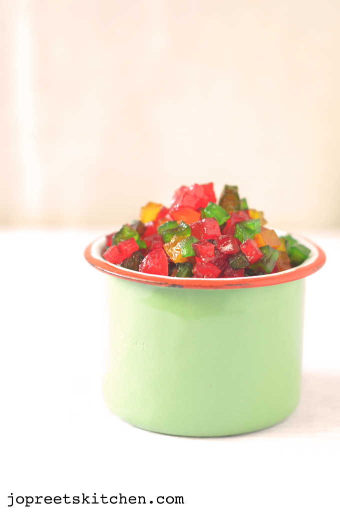 Tutti frutti recipe how to make tutti frutti tutty fruity