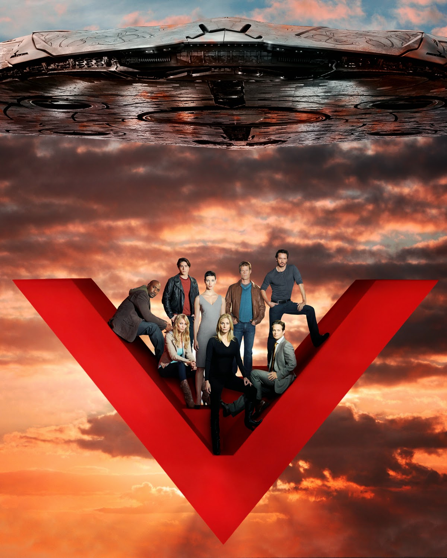 V, los visitantes Temporada 2