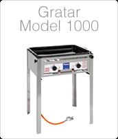 Gratar Model 1000