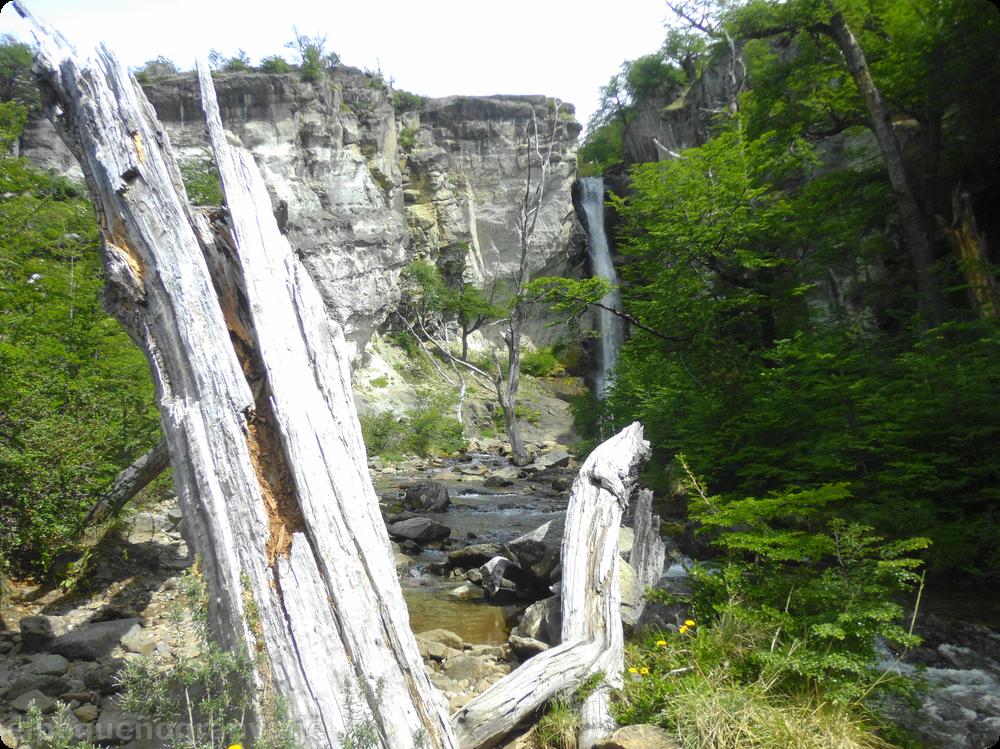 Salto El Chorrillo, El Chaltén, Patagonia