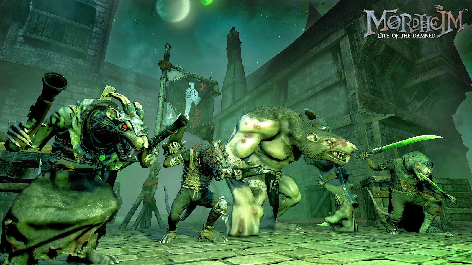 Necromunda Video Game a Necromunda Video Game