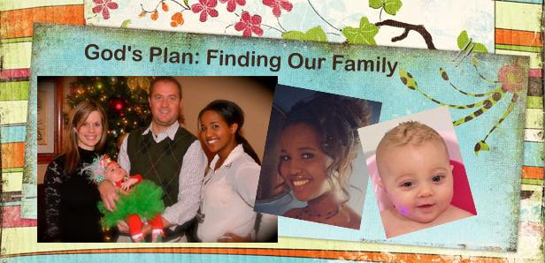 God's Plan-Finding Our Family