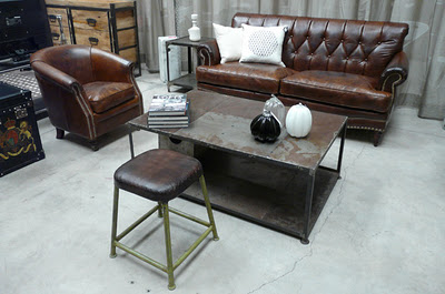 Decoraci n de interiores muebles vintage - Segarra muebles ...