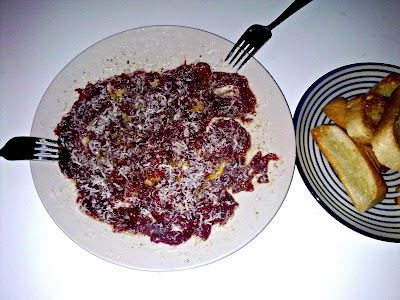beef carpacio figg & rosemary blogspot