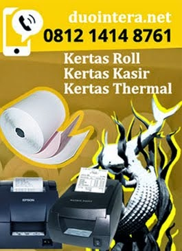 Kertas Roll Thermal